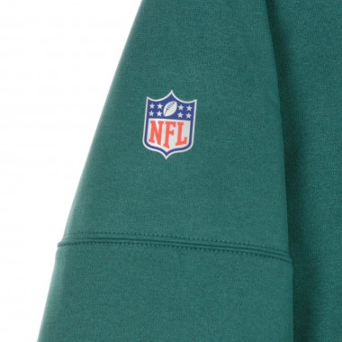FELPA CAPPUCCIO NFL TEAM NAME LOCKUP THERMA HOODIE PULLOVER PHIEAG