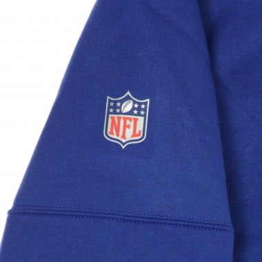FELPA CAPPUCCIO NFL TEAM NAME LOCKUP THERMA HOODIE PULLOVER NEYGIA