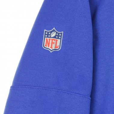 FELPA CAPPUCCIO NFL TEAM NAME LOCKUP THERMA HOODIE PULLOVER LOSRAM