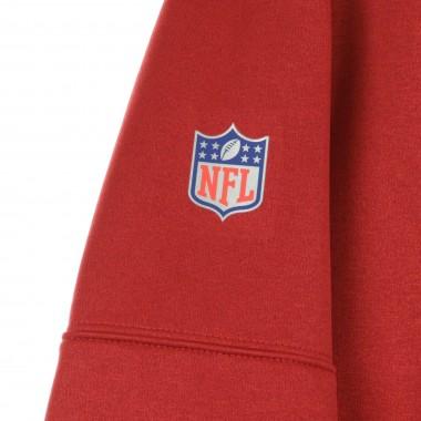 FELPA CAPPUCCIO NFL TEAM NAME LOCKUP THERMA HOODIE PULLOVER ARICAR