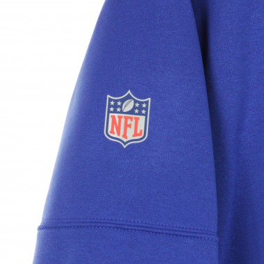 FELPA CAPPUCCIO NFL TEAM NAME LOCKUP THERMA HOODIE PULLOVER BUFBIL
