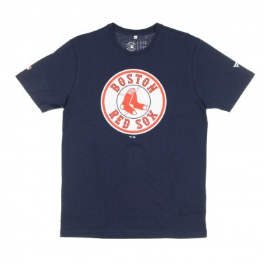 MAGLIETTA MLB ICONIC SECONDARY COLOUR LOGO GRAPHIC T-SHIRT BOSRED