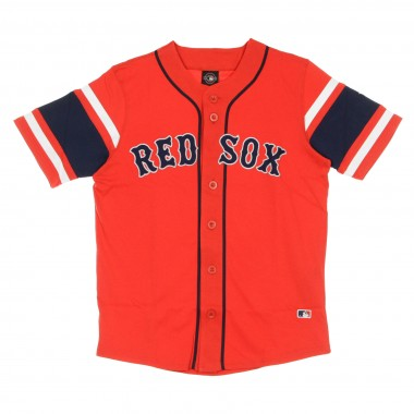 CASACCA BOTTONI MLB FRANCHISE COTTON SUPPORTERS JERSEY BOSRED