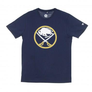 MAGLIETTA NHL ICONIC PRIMARY COLOUR LOGO GRAPHIC T-SHIRT BUFSAB