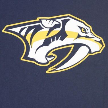 MAGLIETTA NHL ICONIC PRIMARY COLOUR LOGO GRAPHIC T-SHIRT NASPRE
