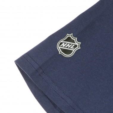 MAGLIETTA NHL ICONIC PRIMARY COLOUR LOGO GRAPHIC T-SHIRT VANCAN