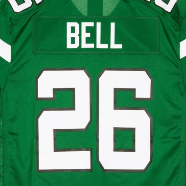 CASACCA FOOTBALL AMERICANO NFL GAME TEAM COLOUR JERSEY NO26 BELL NEYJET