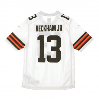 CASACCA FOOTBALL AMERICANO NFL GAME ROAD JERSEY NO13 BECKHAM JR CLEBRO