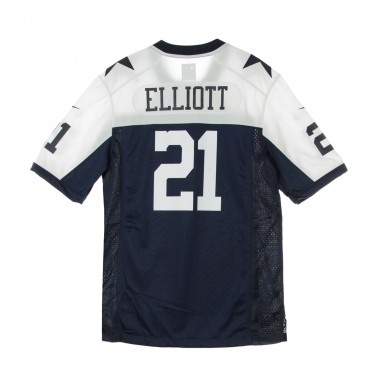 CASACCA FOOTBALL AMERICANO NFL GAME ALTERNATE JERSEY NO21 ELLIOTT DALCOW