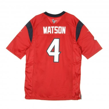 CASACCA FOOTBALL AMERICANO NFL GAME ALTERNATE JERSEY NO4 WATSON HOUTEX
