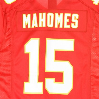 CASACCA FOOTBALL AMERICANO NFL GAME TEAM COLOUR JERSEY NO15 MAHOMES KANCHI