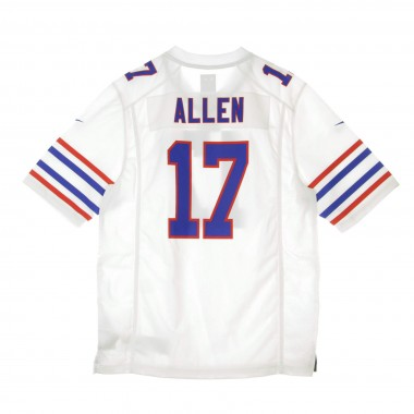 CASACCA FOOTBALL AMERICANO NFL GAME ALTERNATE JERSEY NO17 ALLEN BUFBIL