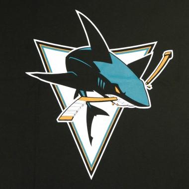 MAGLIETTA NHL ICONIC SECONDARY COLOUR LOGO GRAPHIC T-SHIRT SAJSHA