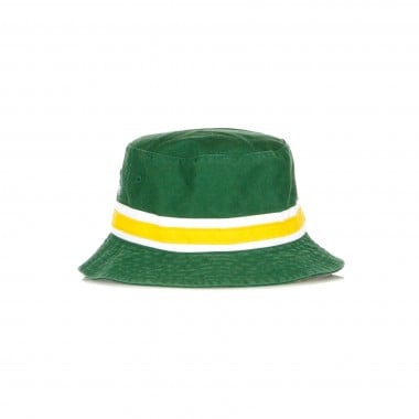 CAPPELLO DA PESCATORE MLB STRIPED BUCKET OAKATH