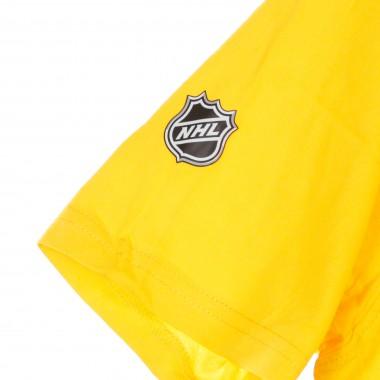 MAGLIETTA NHL ICONIC SECONDARY COLOUR LOGO GRAPHIC T-SHIRT PITPEN