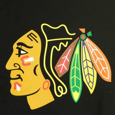 FELPA GIROCOLLO NHL ICONIC PRIMARY COLOUR LOGO GRAPHIC CREW SWEATSHIRT CHIBLA