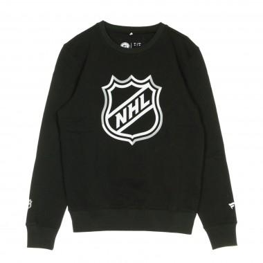 FELPA GIROCOLLO NHL ICONIC PRIMARY COLOUR LOGO GRAPHIC CREW SWEATSHIRT