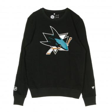 FELPA GIROCOLLO NHL ICONIC PRIMARY COLOUR LOGO GRAPHIC CREW SWEATSHIRT SAJSHA