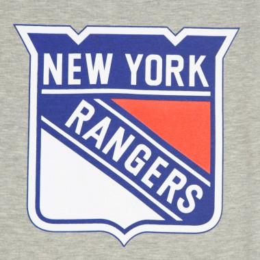 FELPA GIROCOLLO NHL ICONIC PRIMARY COLOUR LOGO GRAPHIC CREW SWEATSHIRT NEYRAN