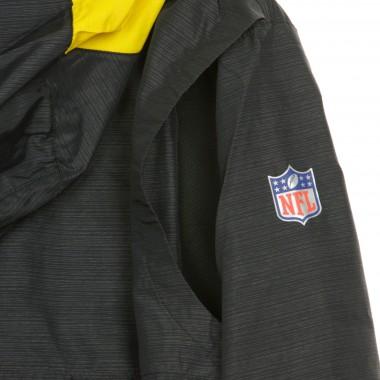 GIACCA A VENTO INFILABILE NFL TEAM LOGO PREGAME LIGHTWEIGHT PLAYER JACKET PITSTE