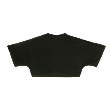 MAGLIETTA CORTA CAPITAL BLACK  RED LONG SLEEVES OVER