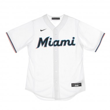 CASACCA BASEBALL MLB OFFICIAL REPLICA HOME JERSEY MIAMAR
