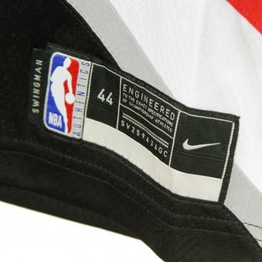 CANOTTA BASKET NBA SWINGMAN JERSEY ICON EDITION 2020 NO 0 LILLARD DAMIAN PORTRA