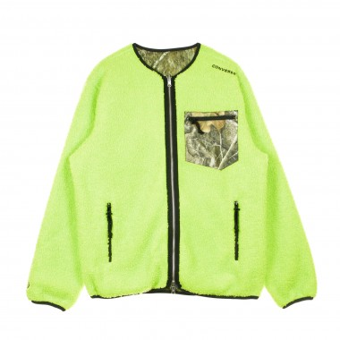 ORSETTO ALLOVER PRINT TRANSITIONAL LAYERING JACKET