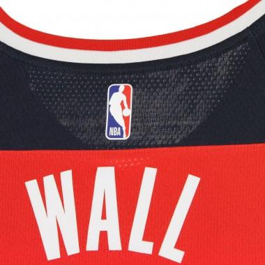CANOTTA BASKET NBA SWINGMAN JERSEY ICON EDITION 2020 NO 2 JOHN WALL WASWIZ