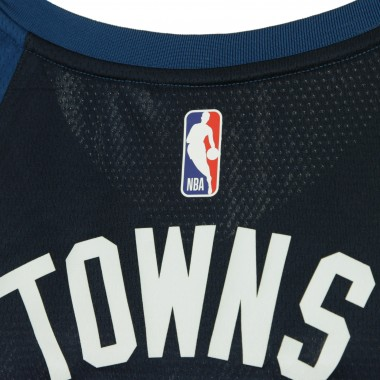 CANOTTA BASKET NBA SWINGMAN JERSEY ICON EDITION 2020 NO 32 KARL-ANTHONY TOWNS MINTIM