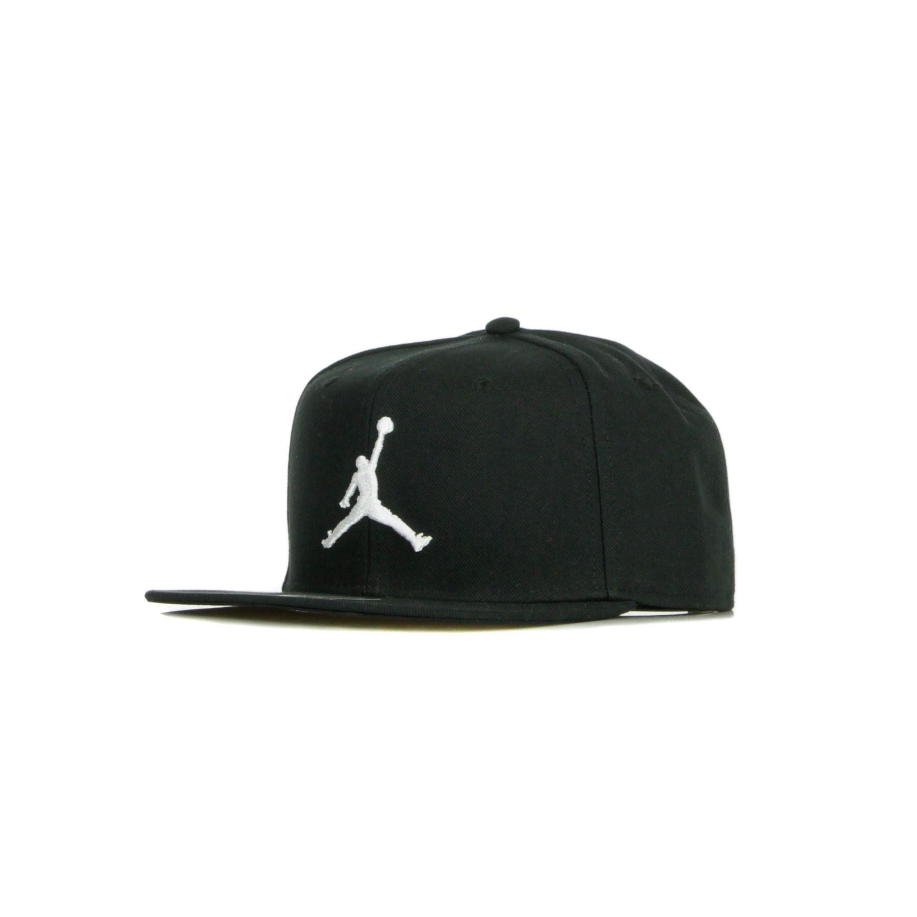 flat visor cap man jordan pro jumpman sb