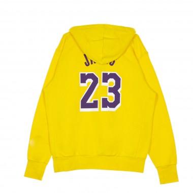 FELPA CAPPUCCIO NBA ESSENTIAL HOODIE NO 23 LEBRON JAMES LOSLAK