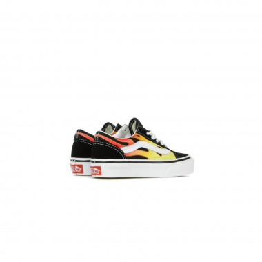 SCARPA BASSA OLD SKOOL FLAME