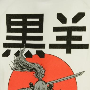 FELPA CAPPUCCIO ZIP MIYAMOTO MUSASHI ZIP HOODIE
