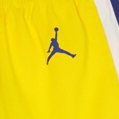 PANTALONCINO BASKET NBA SWINGMAN SHORT JORDAN STATEMENT EDITION 2020 GOLWAR