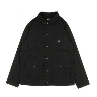 GIACCA WORKWEAR DRILL CHORE COAT LINED