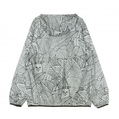 GIACCA A VENTO INFILABILE NERMAL LEAF ANORAK JACKET