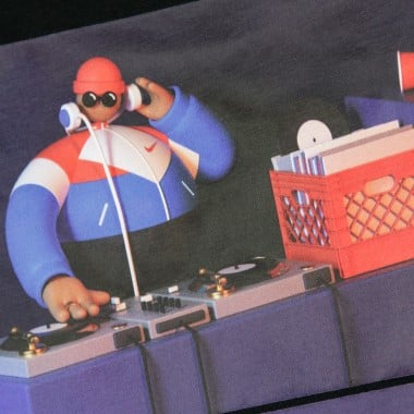 MAGLIETTA AIRMAN DJ TEE