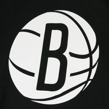 FELPA CAPPUCCIO NBA PO FLEECE LOGO ESSENTIAL BRONET