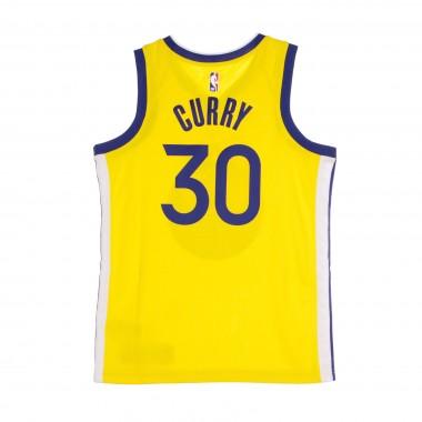 CANOTTA BASKET NBA SWINGMAN JERSEYJORDAN STATEMENT EDITION 2020 NO 30 STEPHEN CURRY GOLWAR