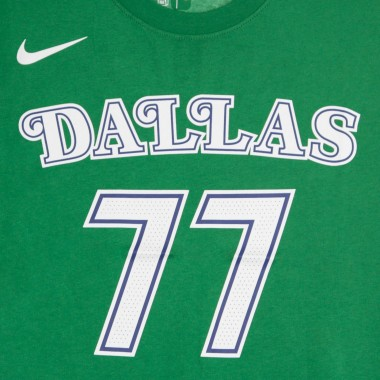 MAGLIETTA NBA TEE HARWOOD CLASSIC NO 77  LUKA DONCIC DAL MAV