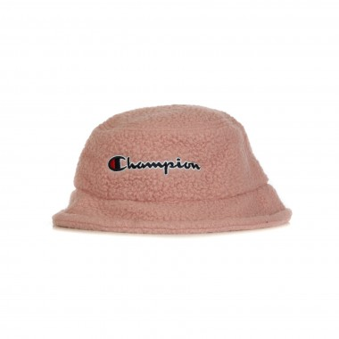 CAPPELLO DA PESCATORE EMBROIDERED SCRIPT LOGO TEDDY BUCKET
