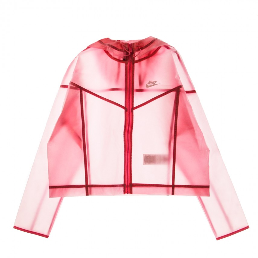GIACCA A VENTO SPORTSWEAR WINDRUNNER TRANSPARENT