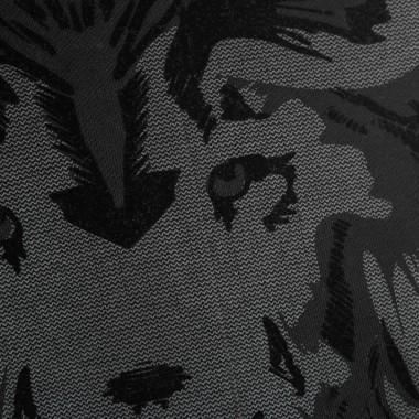 FELPA LEGGERA CAPPUCCIO LION HOODIE