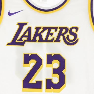 CANOTTA BASKET NBA SWINGMAN JERSEY ASSOCIATION EDITION 2020 NO 23 LEBRON JAMES LOSLAK