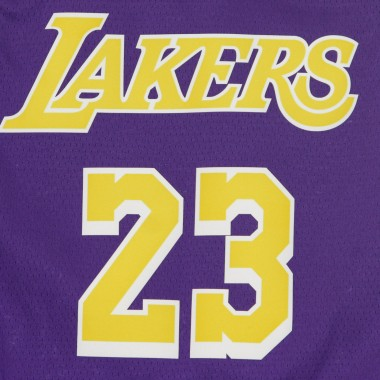 CANOTTA BASKET NBA SWINGMAN JERSEY JORDAN STATEMENT EDITION 2020 NO 23 LEBRON JAMES LOSLAK