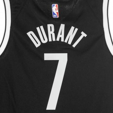 CANOTTA BASKET NBA SWINGMAN JERSEY ICON EDITION 2020 NO 7 KEVIN DURANT BRONET