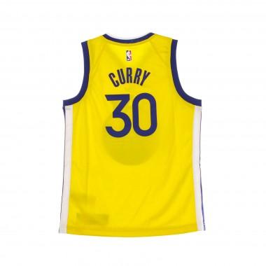 CANOTTA BASKET NBA SWINGMAN JERSEY JORDAN STATEMENT EDITION 2020 NO 30 SEPHEN CURRY GOLWAR