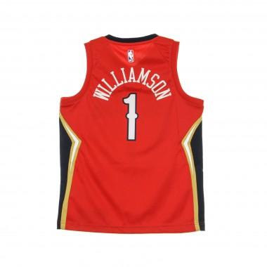 CANOTTA BASKET NBA SWINGMAN JERSEY JORDAN STATEMENT EDITION 2020 NO 1 ZION WILLIAMSON NEOPEL