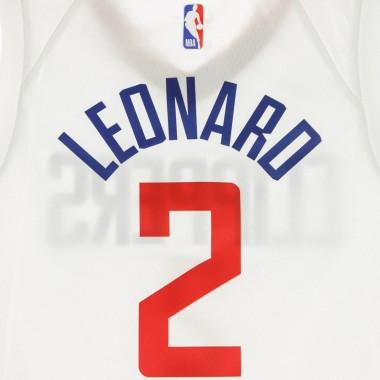 CANOTTA BASKET NBA SWINGMAN JERSEY ASSOCIATION EDITION 2020 NO 2 KAWHI LEONARD LOSCLI